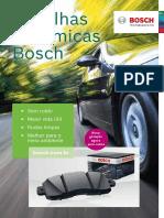Bosch Catalogo Pastilhas de Freios Ceramica 2018_2019