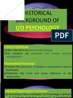 1 Io Lecture 1.0 Background