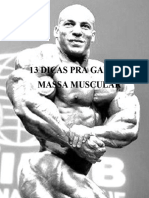 13 Dicas Para Ganho de Massa Muscular.pdf