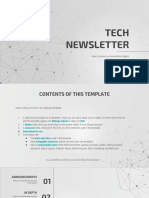 Tech Newsletter by Slidesgo.pptx