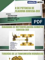 Tren de Potencia de Motoniveladora Gd655a-3e0 (1)