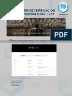 Examen Vcp Transversal Studio