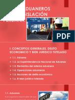Delitos Aduaneros en La Legislacion Peruana