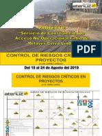 Informe 15RRCC Filtro de Relaves