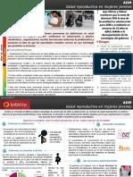 Información sobre embarazos en México