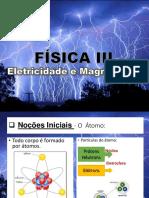 Slides Eletromagnetismo