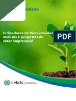 Indicadores de Biodiversidade GRI