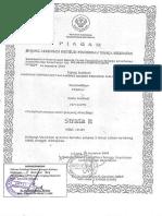 Akreditasi B AAM-1