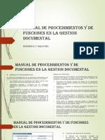 Manual de Procedimientos y Funciones GD