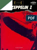 Led Zeppelin - Led Zeppelin I - 1990 Guitar Classic