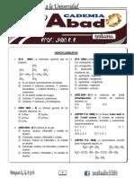 BALOTA N° 7 Quimica organica - 2. hidrocarburos ejercicios IMPRESO