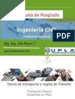 INGENIERIA DE TRANSPORTES