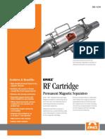 ERIEZ Cartuchos magnéticos (SB-143H)