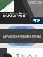 EQUIPOS ELECTROMECÁNICOS COMPLEMENTARIOS.pptx