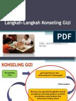 PPT LANGKAH-LANGKAH KONSELING GIZI.pptx
