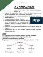 Ondas y Óptica Física - Unidad 2