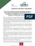 CS Campagna AESVI Adiconsum Marche