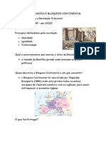 RESUMOS -REVOLUÇÃO FRANCESA E BLOQUEIO CONTINENTAL.docx