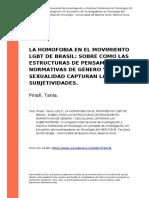 Pinafi, Tania (2012). LA HOMOFOBIA EN EL MOVIMIENTO LGBT DE BRASIL SOBRE COMO LAS ESTRUCTURAS DE PENSAMIENTO NORMATIVAS DE GENERO Y SEXUA (..).pdf