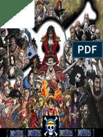 One Piece - Manual de juego de rol