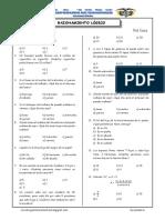 Problemas Propuestos de Razonamiento Logico RL3-Ccesa007