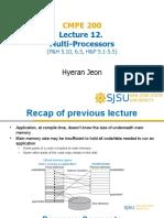 CMPE200 Lecture 12