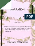 Narration Readingwriting Skills 2 (1)