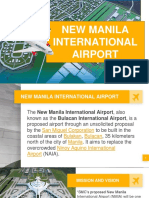 new manila airport presentation