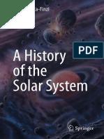 Claudio Vita-Finzi-A History of the Solar System