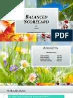 KEL 3 7C Balanced Scorecard