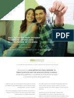 La Guía Definitiva Para Obtener Tu Crédito Hipotecario de Adquisición de Vivienda