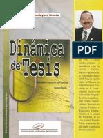 Dinámica de Tesis. Dominguez, 2007