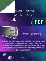 Art App Lesson 5