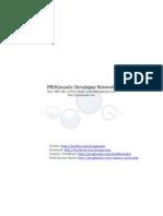 Portfolio - PROGmaatic Developer Network