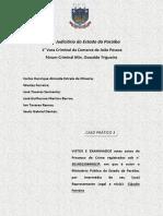 Direito Penal II - Sentença Criminal - Relatório e Fundamentação - Copia.docx