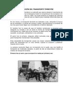 EVOLUCIÓN DEL TRANSPORTE .docx