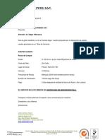 Cotizacion a Automotores San Lorenzo