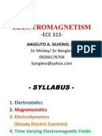 Electromagnetism New