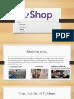 Presentación eShop