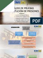 Analisis de Pruebas de Restitucion de Presiones