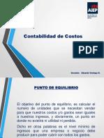 COC - 2 PUNTO DE EQUILIBRIO.ppt