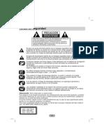 Lg Lac3700 Manual de Propietario