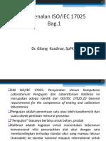 11 Pengenalan ISO 17025   IIK KEDIRI 20 Oktober.pptx