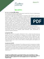 Texto de ADN, genes y proteinas.pdf