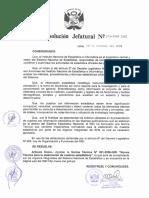 10 - Norma tecnica para publicar cuadros estadisticos - INEI - Peru 2006 - 25 pag.pdf
