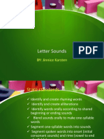 lettersounds  1