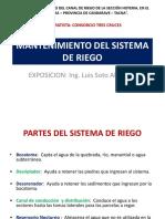 MANTENIMIENTO DEL SISTEMA DE RIEGO.pptx