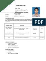 Shri Resume