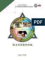 LMP Handbook