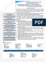 Rajesh Potdar Profile PQS-4